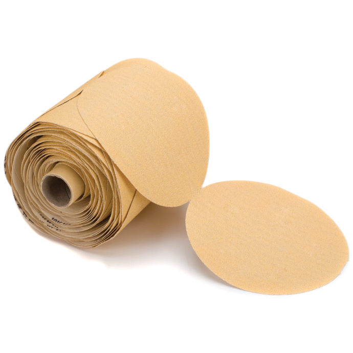 "Bulldog Gold 6"" PSA Sanding Discs 1"