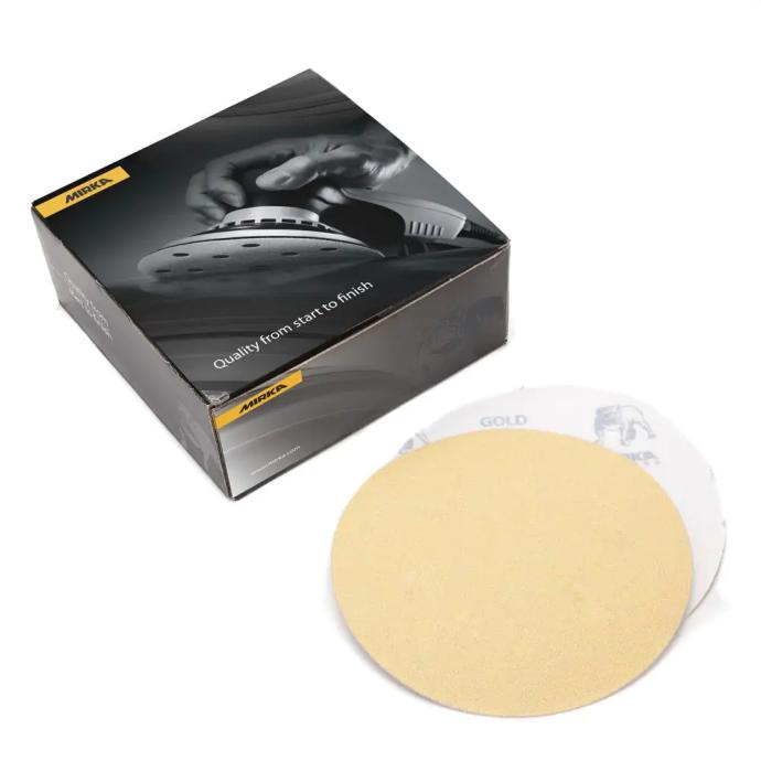 "Bulldog Gold 6"" Grip Sanding Discs 1"