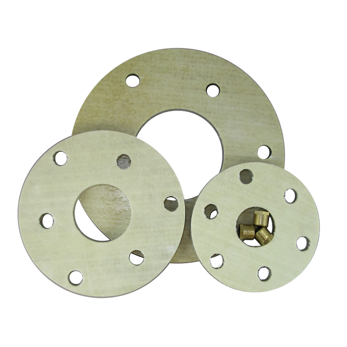 Hull Curvature Mounting Pads for Flanged Seacocks 1