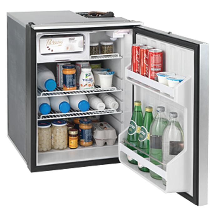 Cruise 65 Elegance Refrigerator with Freezer 1