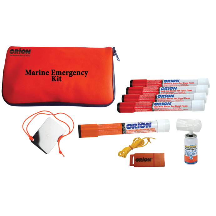 Inland Locate Kit With Accessories & Air Horn 1