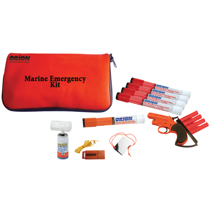 Coastal Alert - Locate Signal Kit With Accessories & Air Horn 1