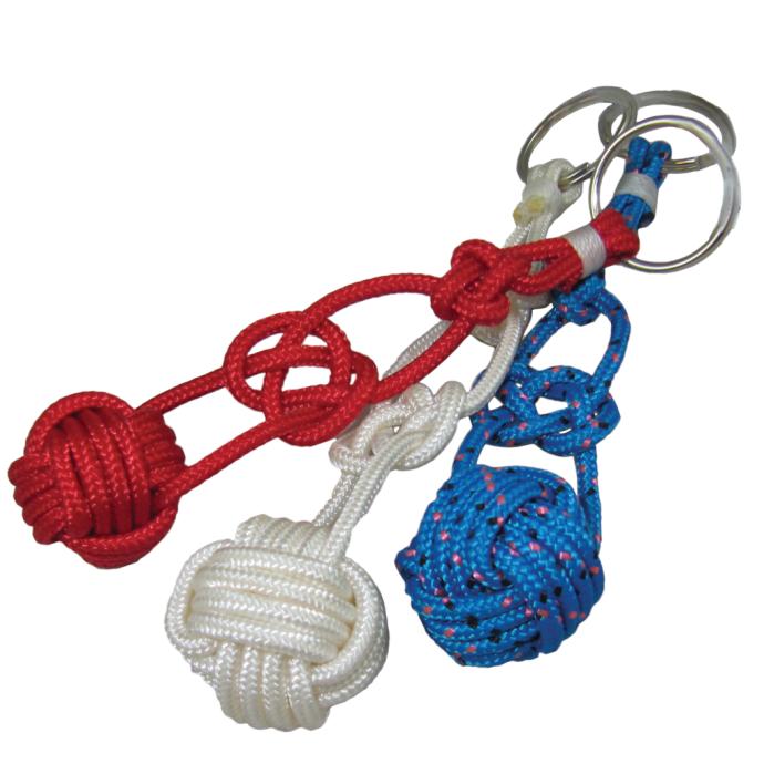 Monkey Fist Keychain 1