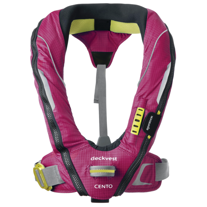 Deckvest Cento Junior Automatic Inflatable PFD 1