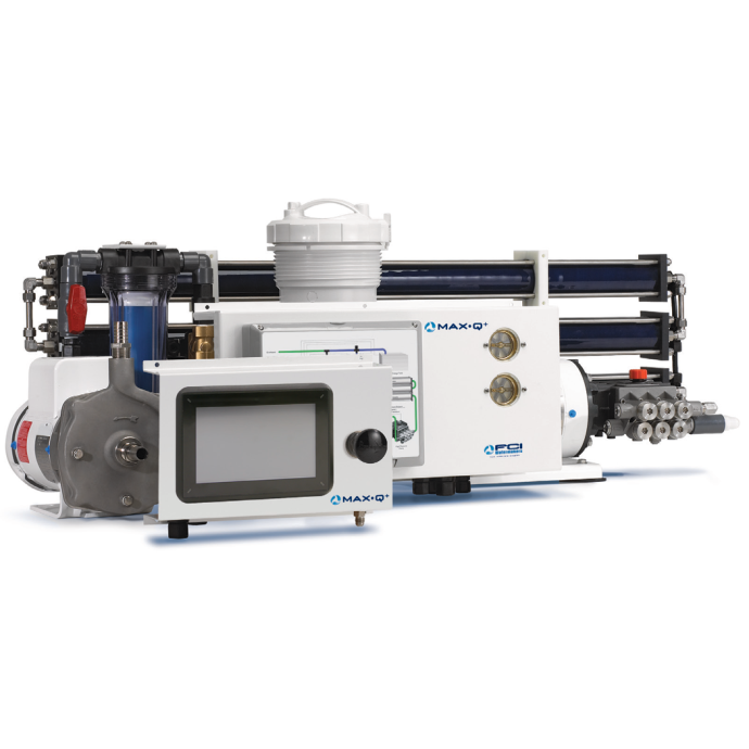 Max-Q+ Watermaker - Modular Series, 700-1,850 GPD 1