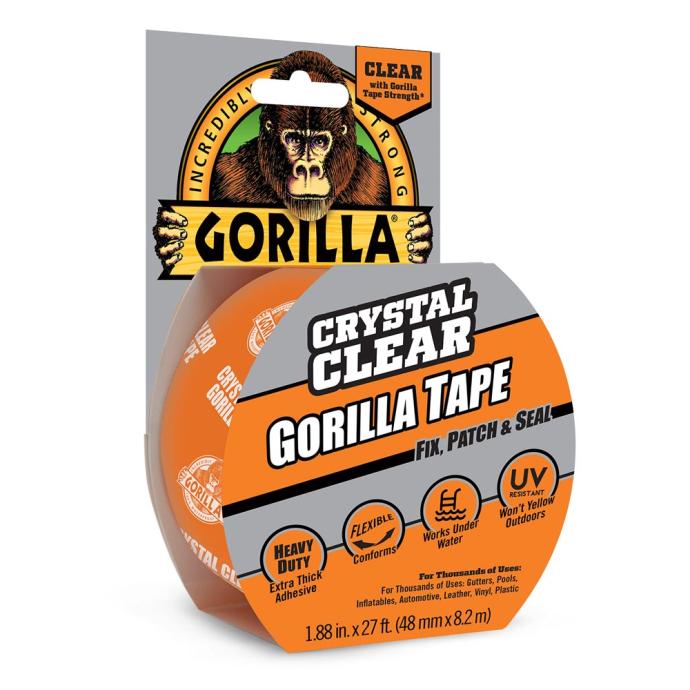 Gorilla Clear Repair Tape 1