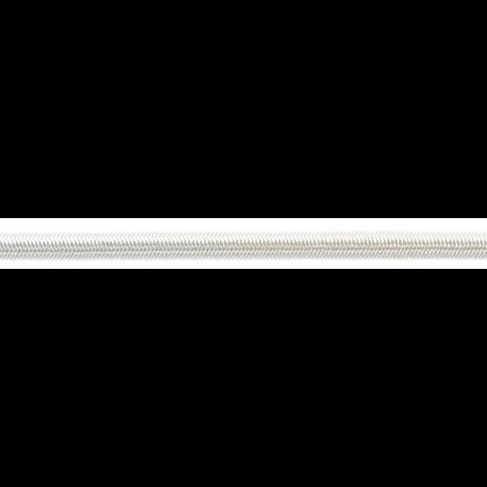 "Shockcord, 3MM (1/8""), White"