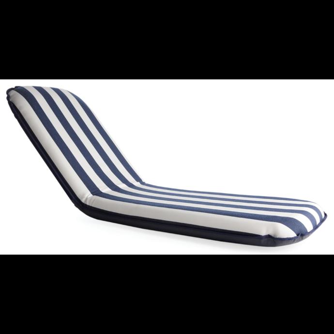 Classic Large Comfort Seat - Blue & White Stripes