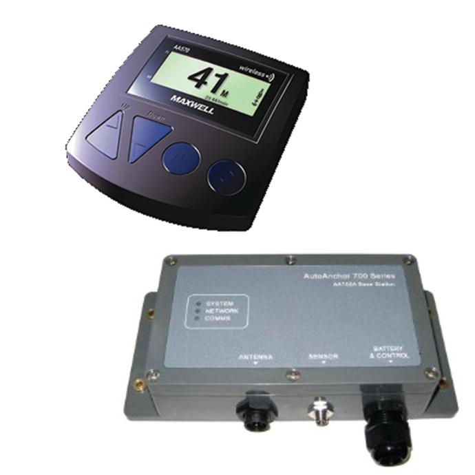 Maxwell AA570 Wireless Windlass Control & Counter 1