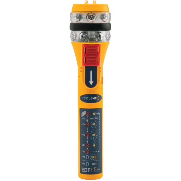 rescueME EDF1 Handheld Personal Safety Light 1