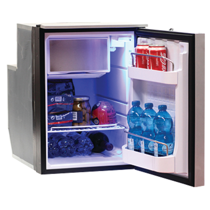 Cruise 49 Elegance AC/DC Refrigerator with Freezer - 1.75 Cu Ft 1