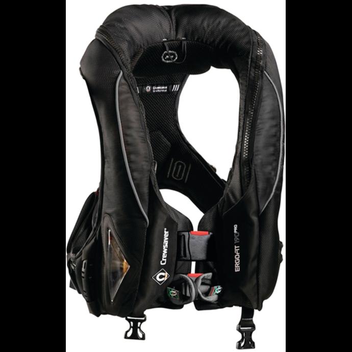 ErgoFit 190N Pro Auto Lifejacket with Harness 1