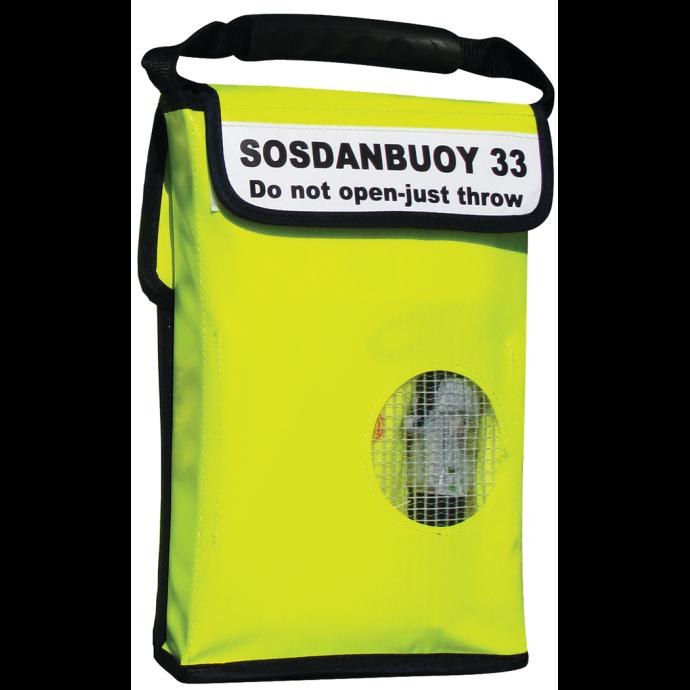 SOS Dan Buoy - Self-Inflating Man Overboard Marker Buoy 1