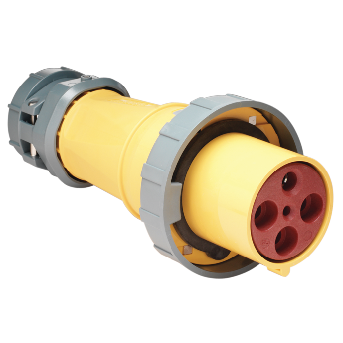 100A 125/250V(F) CONNECTOR BODY