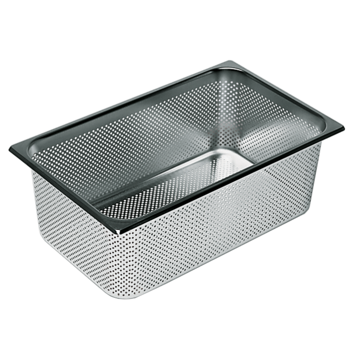 Gastronorm Stainless Steel Collander Draining Baskets - Multiple Sizes 1