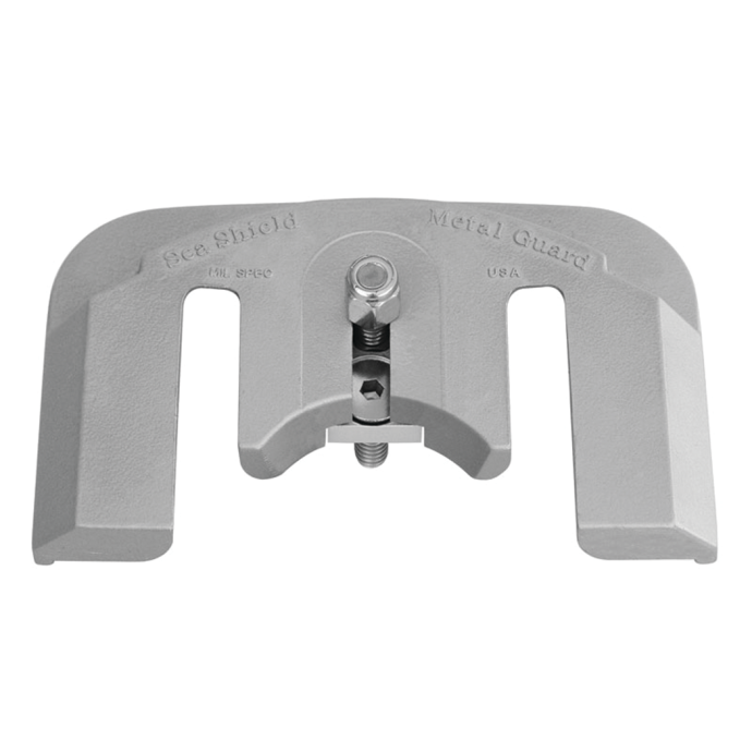 Mercury Bravo E-Plate Quick-Change Anode Kit - Aluminum 1
