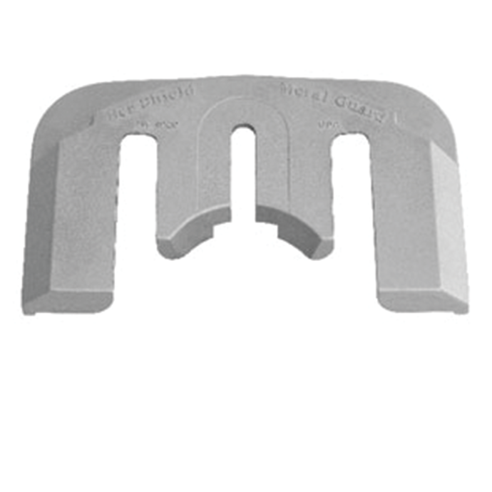 Mercury Bravo E-Plate Quick-Change Replacement Anode - Zinc 1