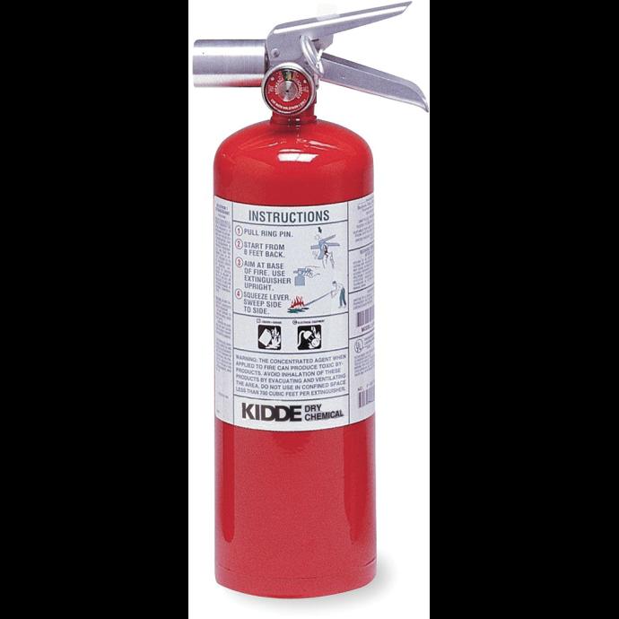 ProPlus 5 H Halotron Fire Extinguisher 1