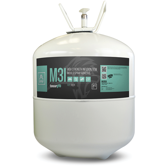 M31 - HS Infusion / RTM Mould Spray Adhesive 1
