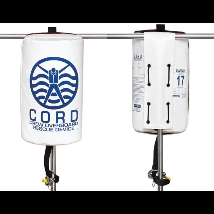 CORD - Crew Overboard Rescue Device 1
