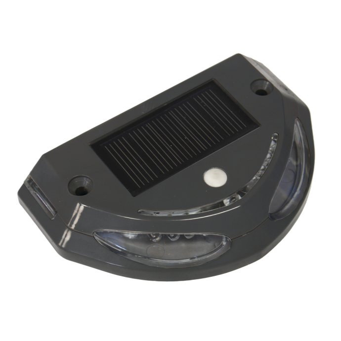 Solar LED 3 Color Dock Light 1