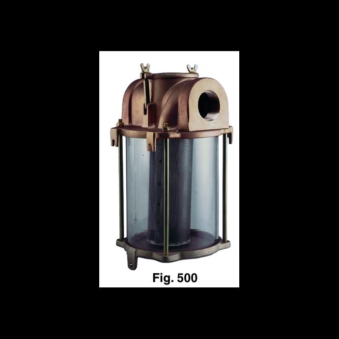500 Series Intake Water Strainers