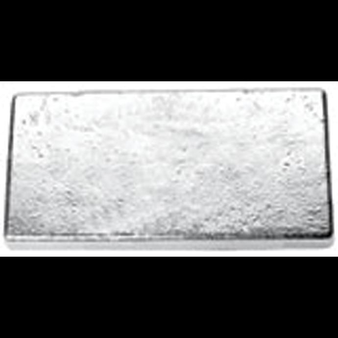 Plate Anodes - Aluminum