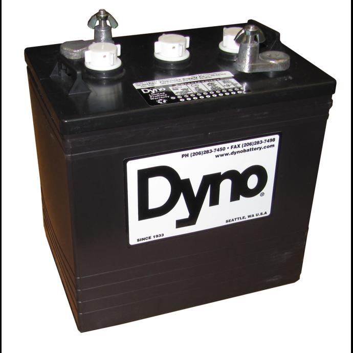 Deep Cycle Golf Cart Sized Marine Batteries - 6 Volt