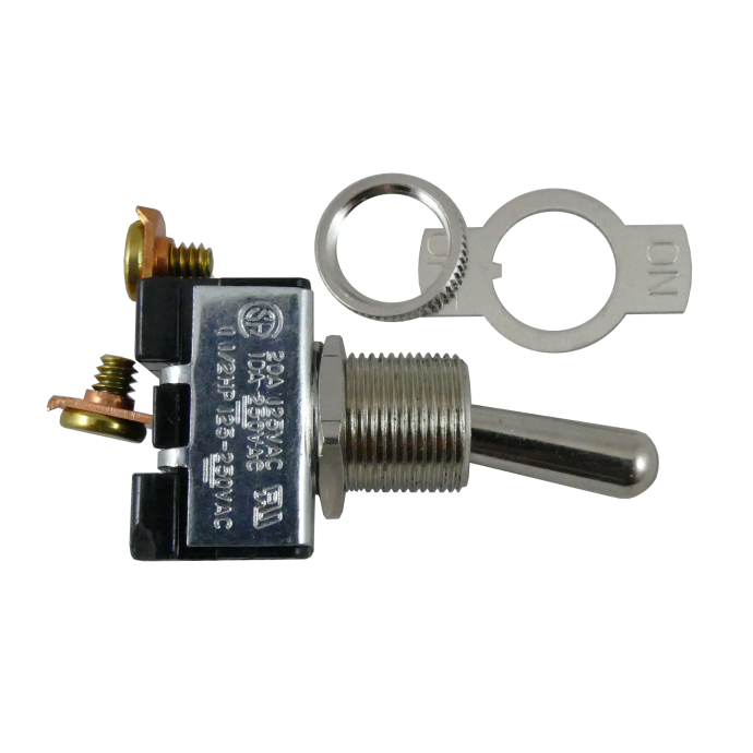 Off-On Toggle Switch