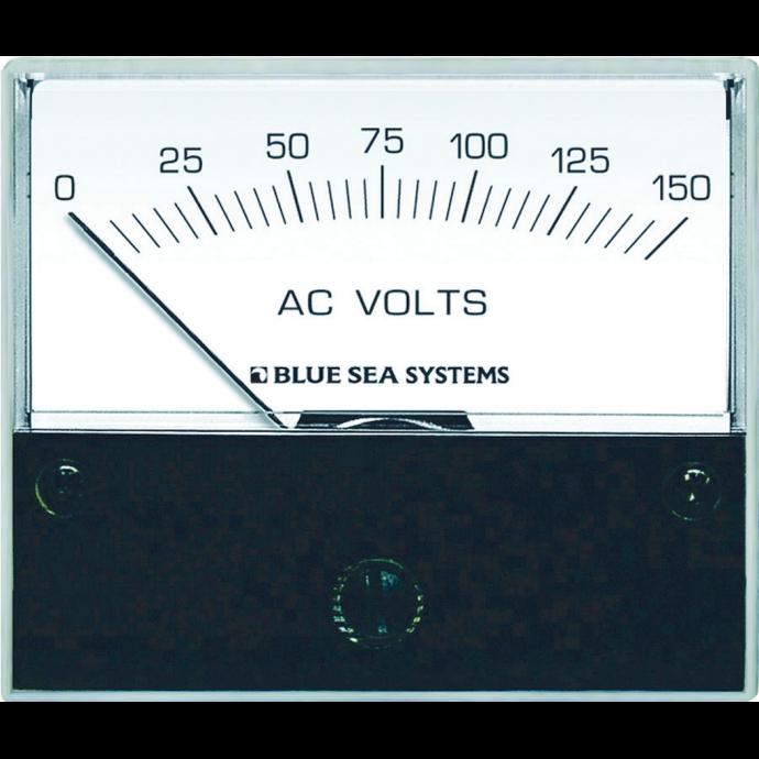 AC Analog Voltmeter