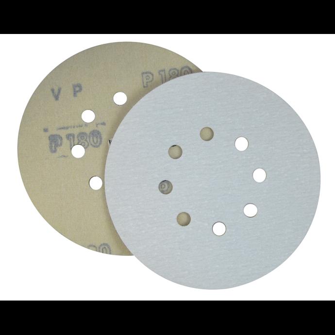 Random Orbit Sanding Paper - Dust-Free; Hook & Loop
