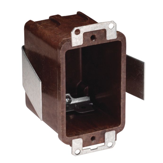 OUTLET BOX FOR PHONE/ CABLE TV