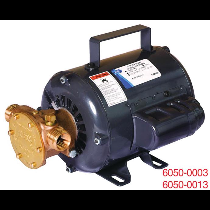 Continuous Duty Flexible Impeller Utility Pumps