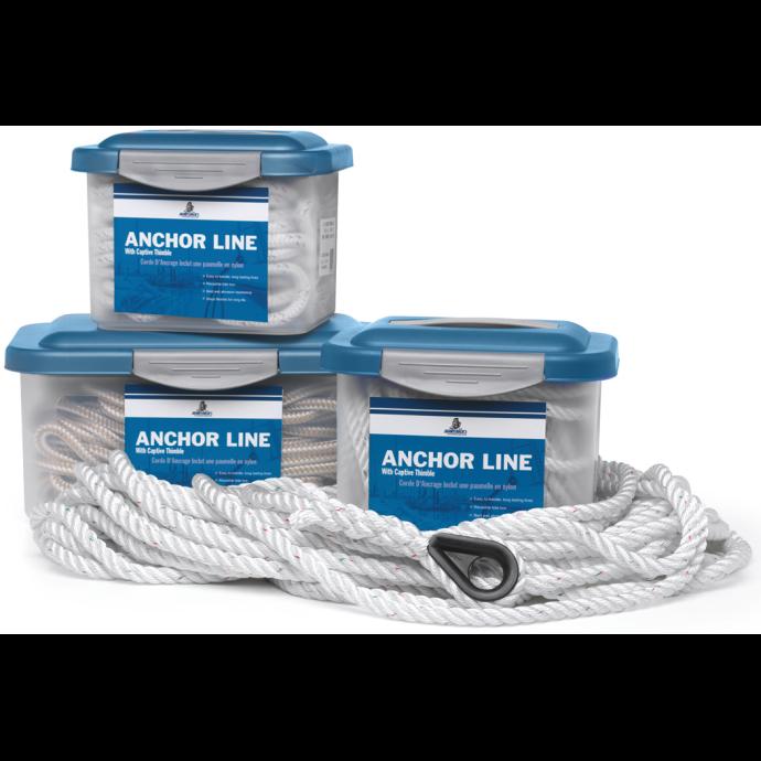 Pro-Set-3 Nylon Anchor Line