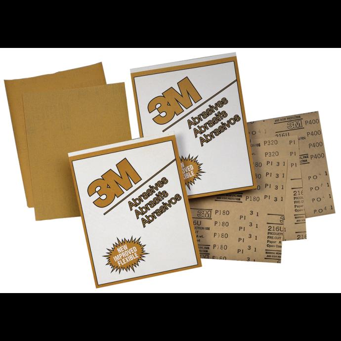 3M™ Gold Paper Sheets - 216U