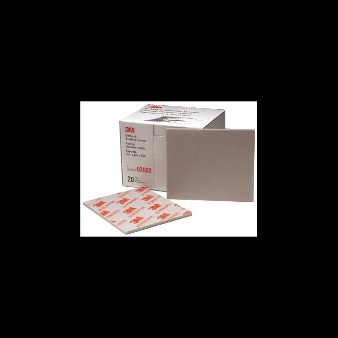 3M™ Softback Sanding Sponges - 2600 Series