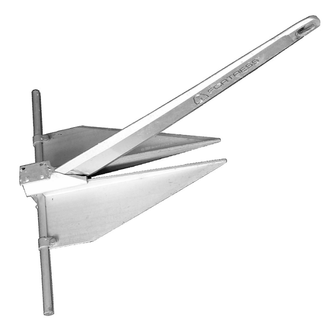 Fortress Aluminum Anchor