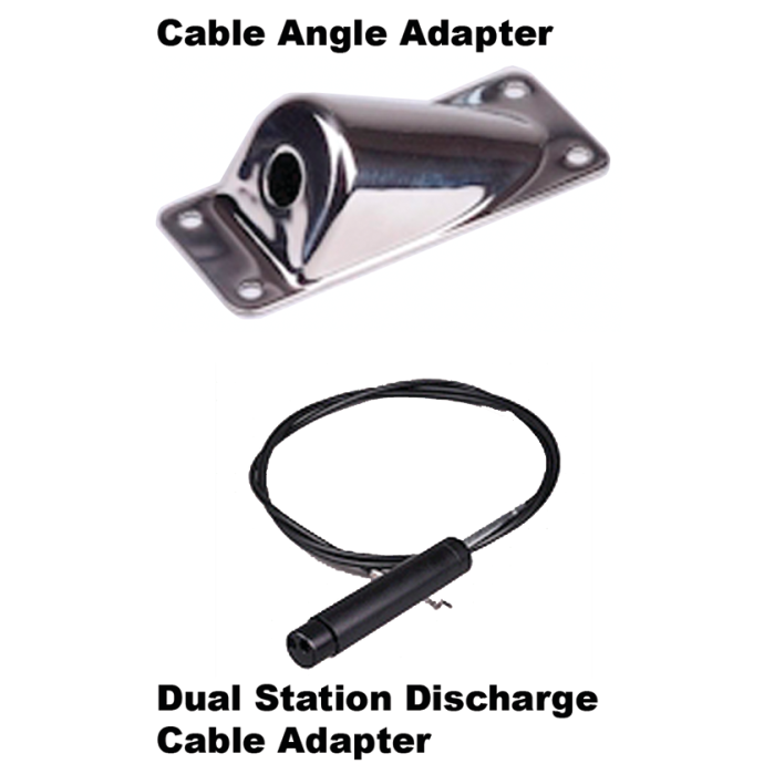 MA2 Fixed Extinguisher System - Cable Adapters