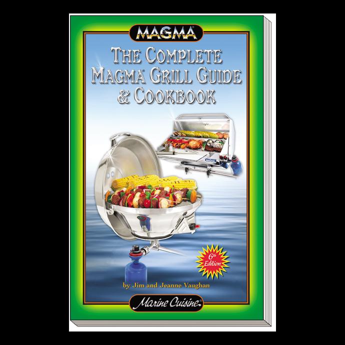 """""""Marine Cuisine""""™ Barbecue Cookbook"""