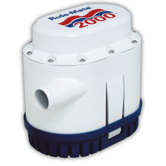 Rule-Mate™ Fully Automated Bilge Pumps