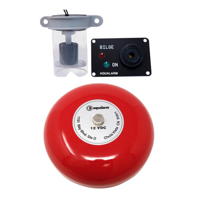 Bilge Water Level Warning System (BWS)