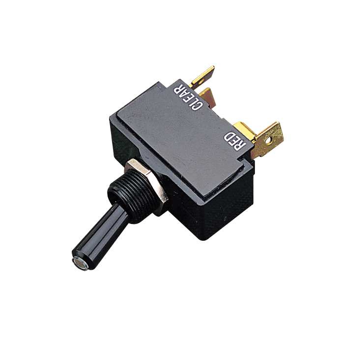 Light Tip Toggle Switch