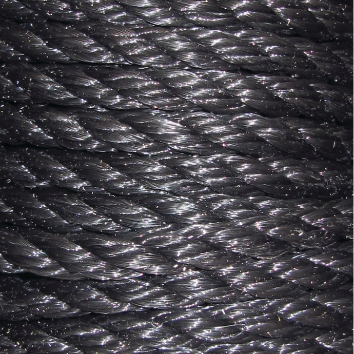 Polypropylene 3-Strand Twisted Rope