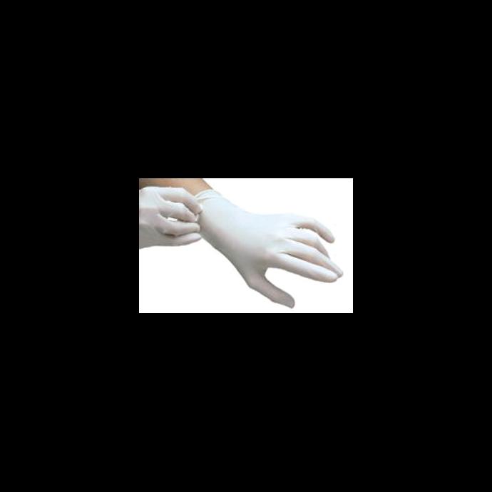 Powdered Textured Latex Glove