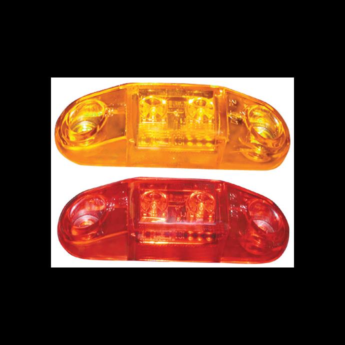 """Piranha® LED 2-3/4"""" Slim Line"""
