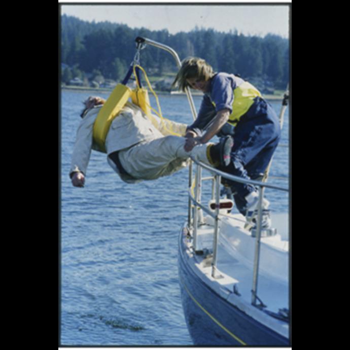 Nova Lift Engine Hoist - Sailboat Model Without Winch 1