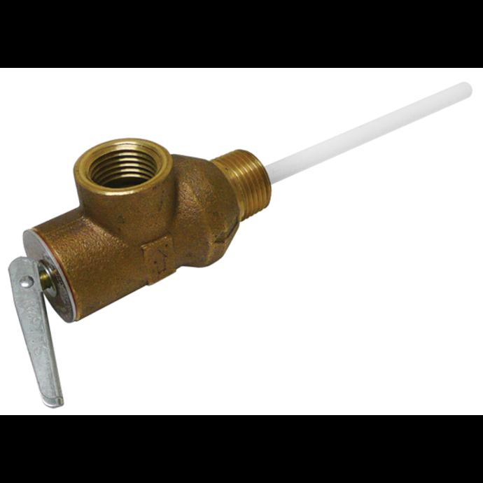 Pressure Temperature Relief Valve for Seaward Water Heaters 1