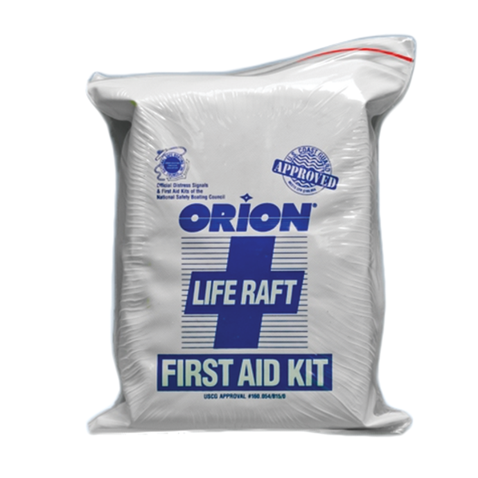 Commercial Life Raft First Aid Kit - Soft Pack 1