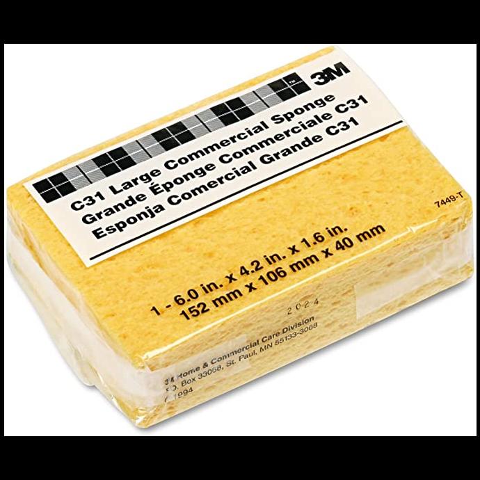 3M™ Large Commercial Sponges