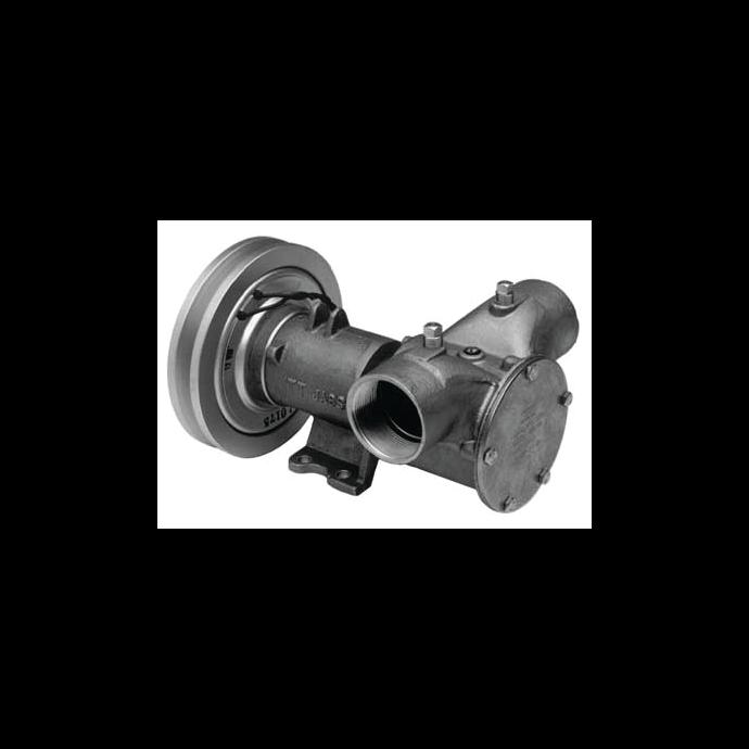 Electric Clutch Pump, Belt Driven
